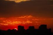 Закат в августе 20-го