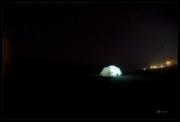 Палатка на Тарханкуте